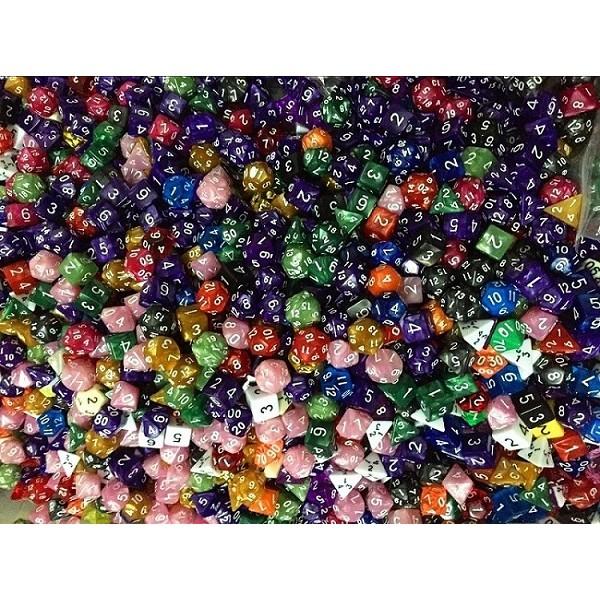 bulk dice(D4-D20)