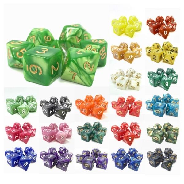 pearl dice box