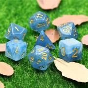 Blue Jade dice