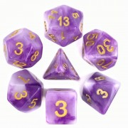 Purple Jade dice