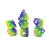 (Blue+Green+Yellow) Layer dice