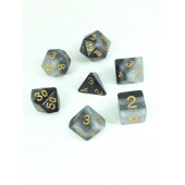 Grey Gradients dice set