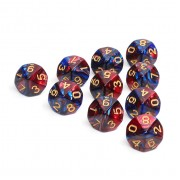 (Red+Blue) Blend-D10 sets