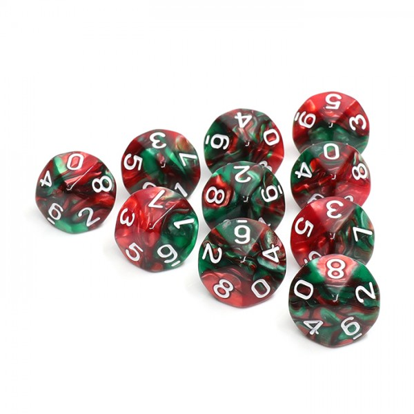 (Green+Red) Blend-D10 sest
