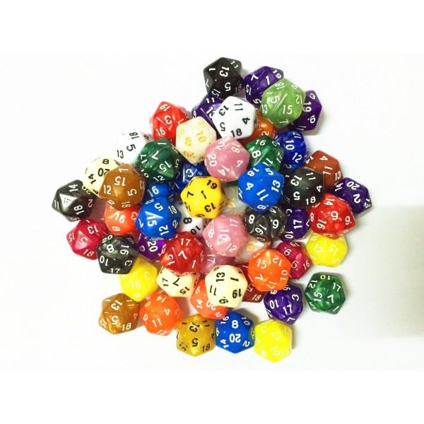 d20 bulk dice